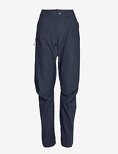 W's Daybreak Pants - softshell-byxor - blue illusion