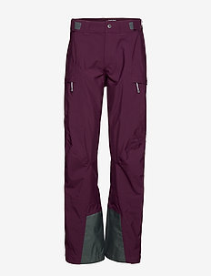 W's Angular Pant - kuorihousut - pumped up purple
