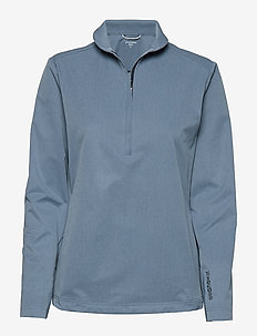 W's Daybreak Pullover - SHIVERING BLUE