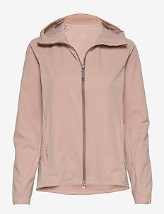 W's Daybreak Jacket - POWDER PINK