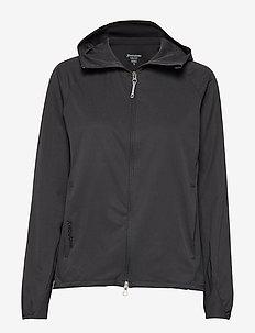 W's Daybreak Jacket - outdoor & rain jackets - true black