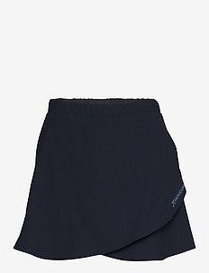 W's Skort - sports skirts - blue illusion