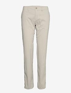 W's Liquid Rock Pants - friluftsbyxor - hay beige