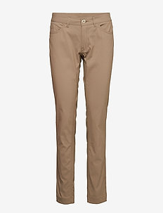 W's Way To Go Pants - softshell-byxor - reed beige