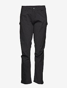 W's Skiffer Pants - softshell-byxor - true black