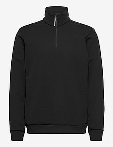 M's Mono Air Halfzip sandstorm S - mittlere lage aus fleece - true black