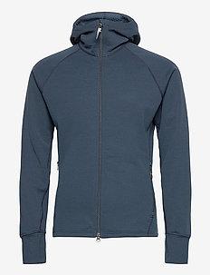 M's Mono Air Houdi willow green S - basic sweatshirts - blue illusion