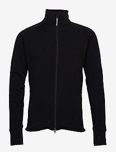 M's Power Jacket - mid layer-takit - true black