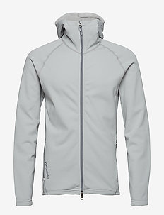 M's Outright Houdi - mittlere lage aus fleece - ground grey