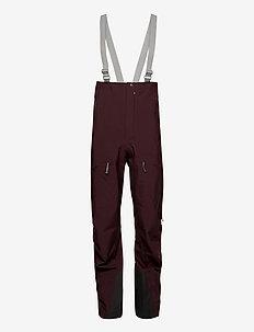 M's RollerCoaster Pants - pantalon de randonnée - red illusion