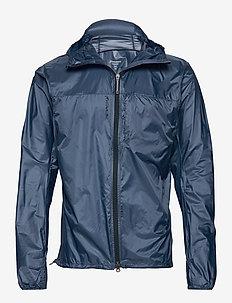 M's Come Along Jacket - SORROW BLUE