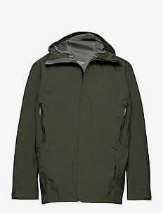 M's D Jacket - wandel- en regenjassen - utopian green