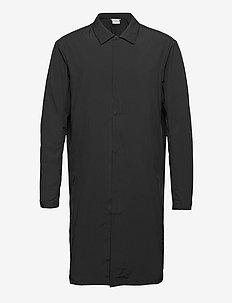 M's Nomad Parka true black S - outdoor & rain jackets - true black