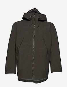 M'seeward Jacket - wandel- en regenjassen - baremark green