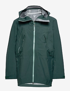 M's Leeward Jacket true black S - GIMMIE GREEN