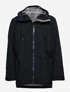 M's Leeward Jacket - shell-jakker - true black