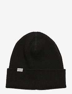 Zissou Hat - luer - rock black