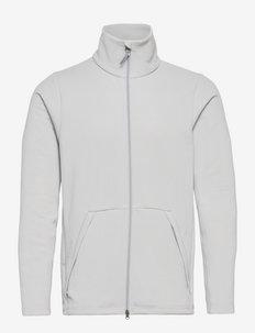 M'sono Air Jacket - fleece - ground grey