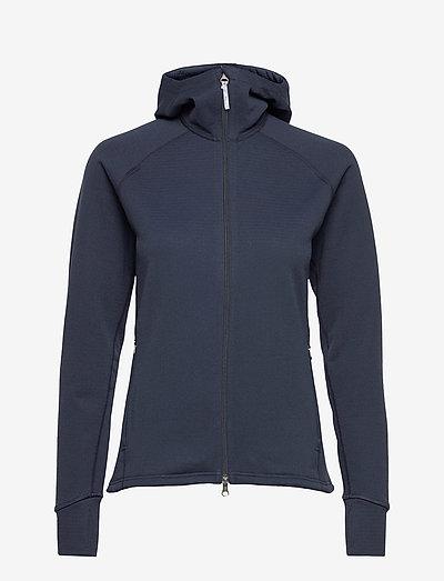 W's Mono Air Houdi - sweatshirts en hoodies - blue illusion