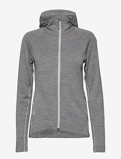 W's Wooler Houdi - sweatshirts en hoodies - college grey