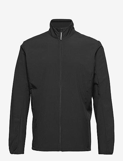 M's Airy Jacket true black XL - vestes légères use default - true black