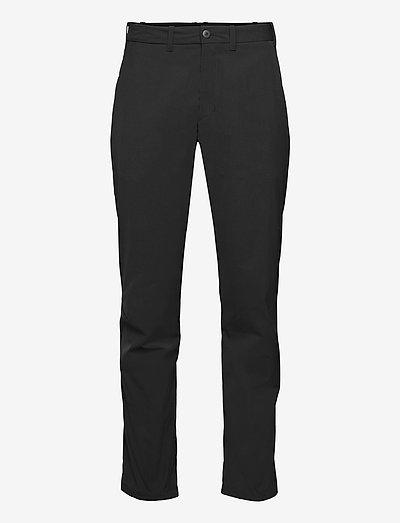 M's Omni Pants - pantalons décontractés - true black