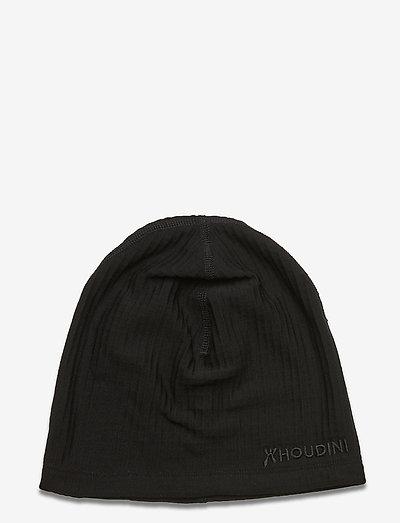 Wooler Top Hat - mutsen - true black
