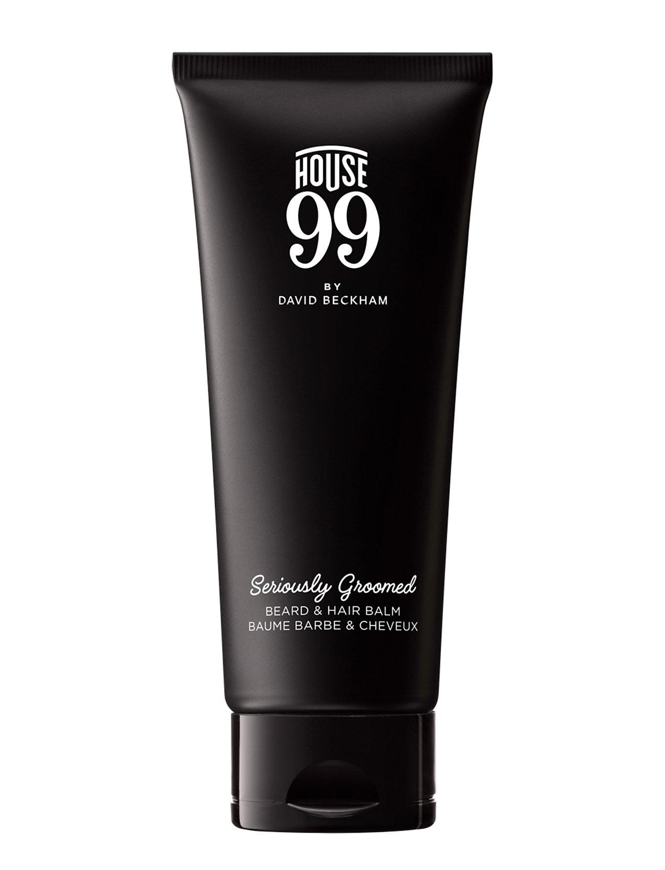 House 99 Beard Balm - CLEAR