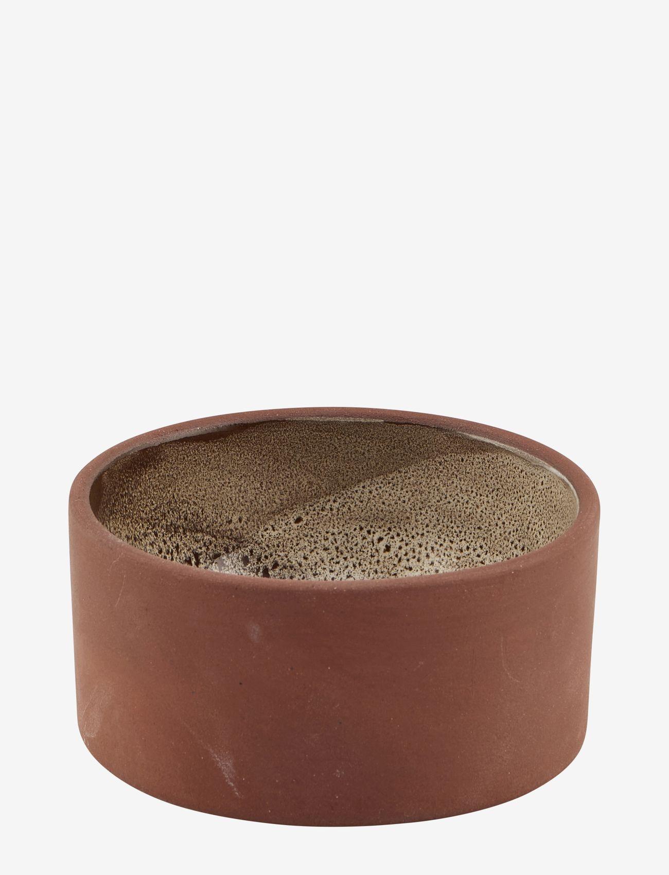 house doctor - Retro Bowl - hedelmäkulhot - beige - 0