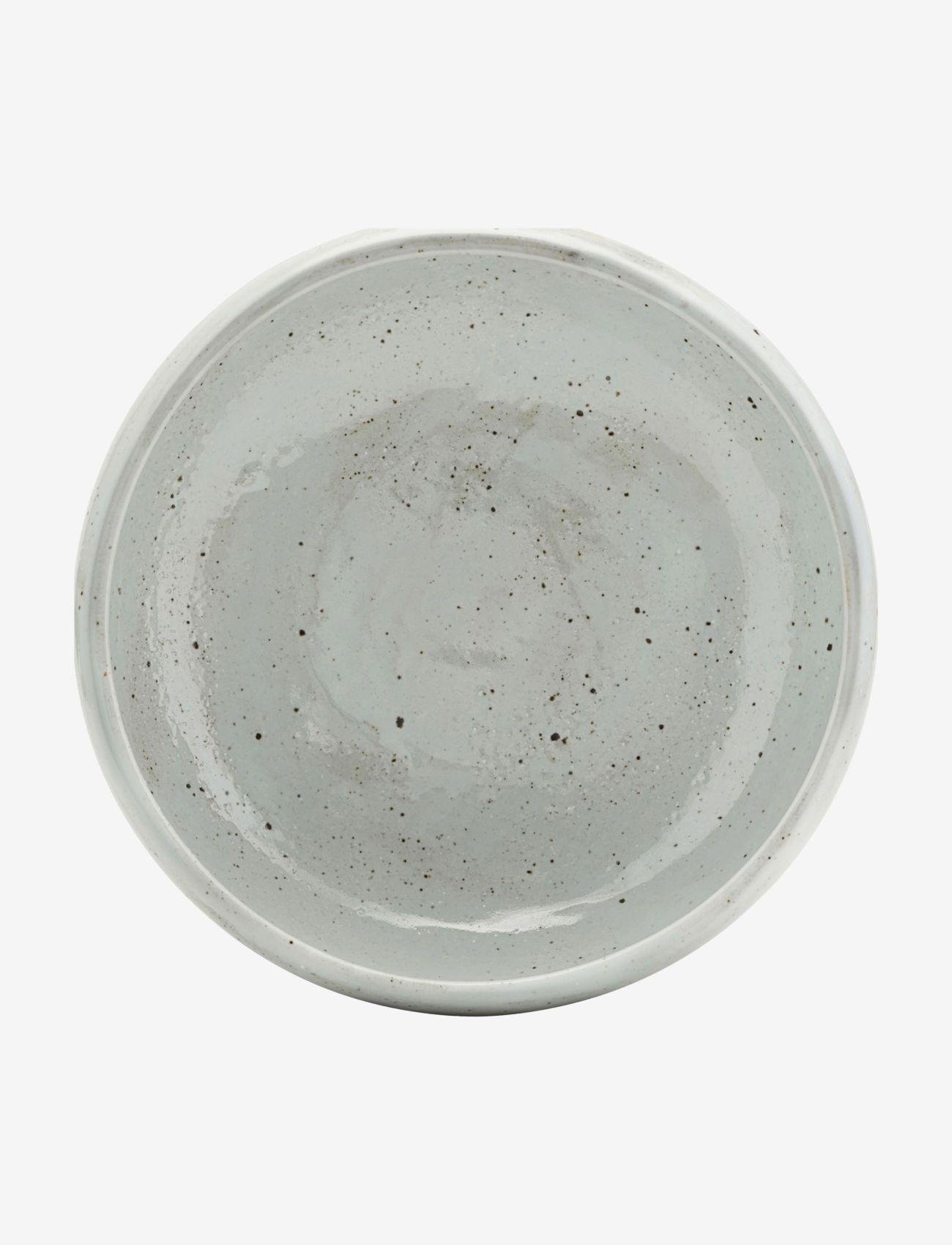 house doctor - Made Bowl - ivory/black - 1