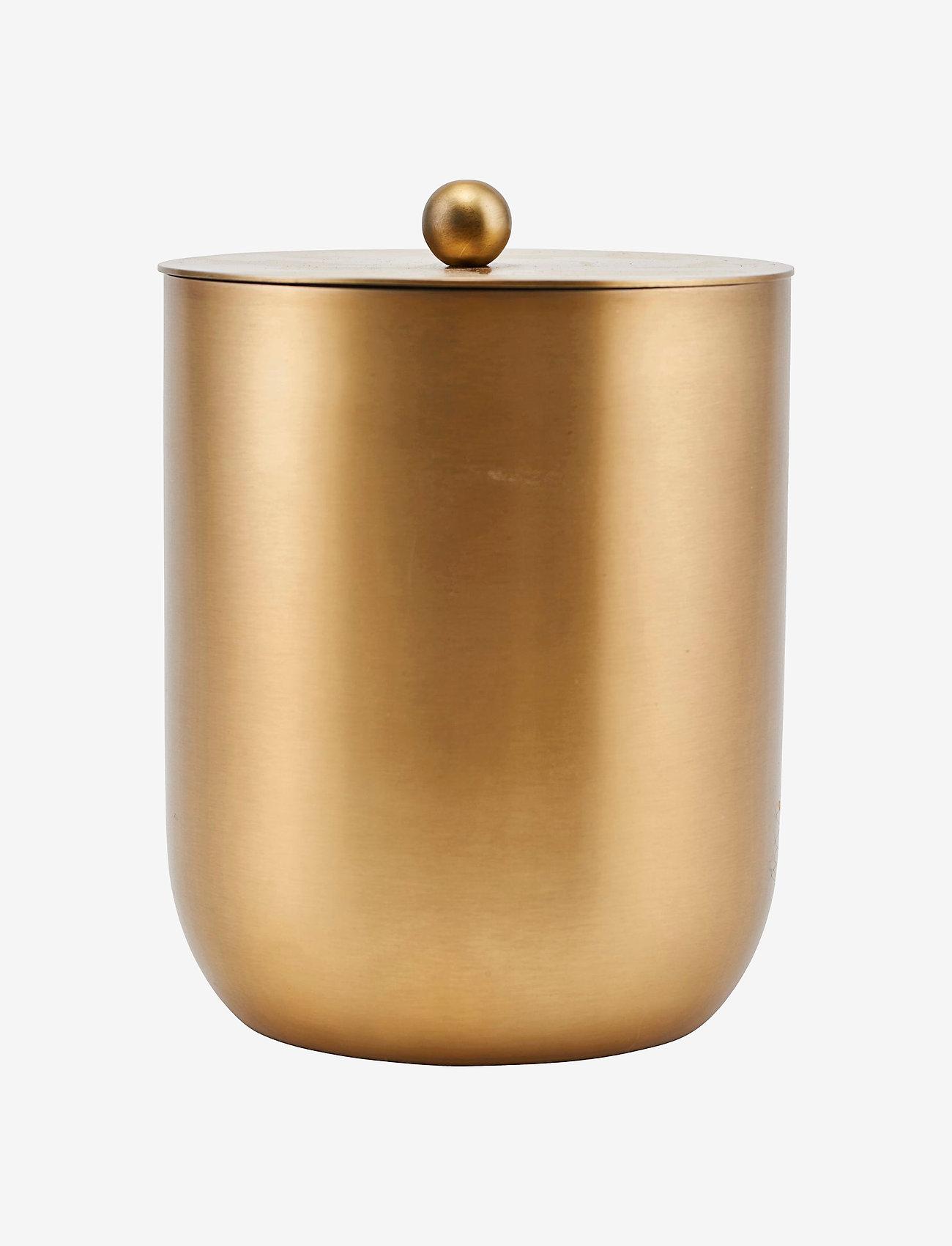 house doctor - Alir Ice/wine bucket - brass finish - 0