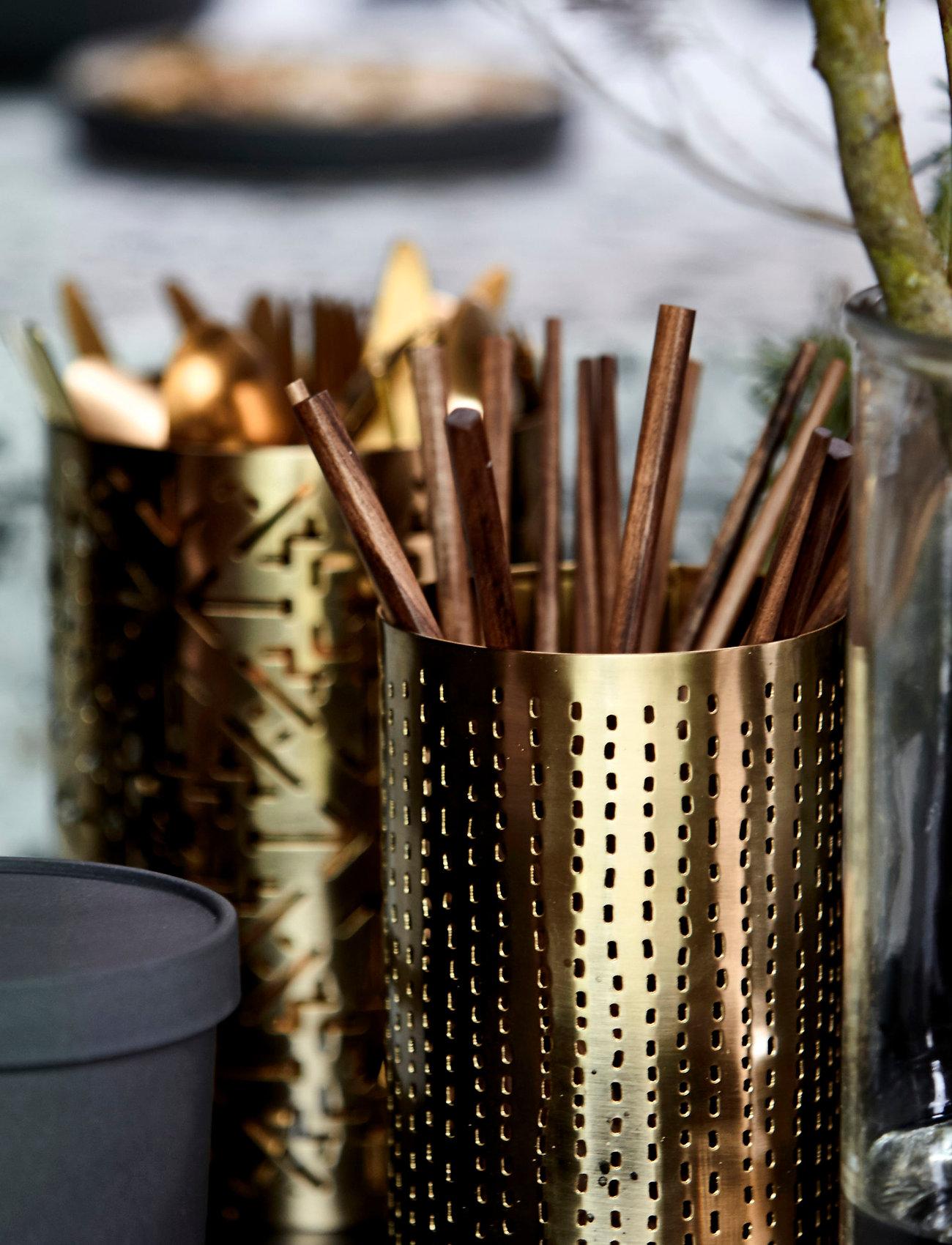 house doctor - Nature Chopstick - spisepinner - wood - 1
