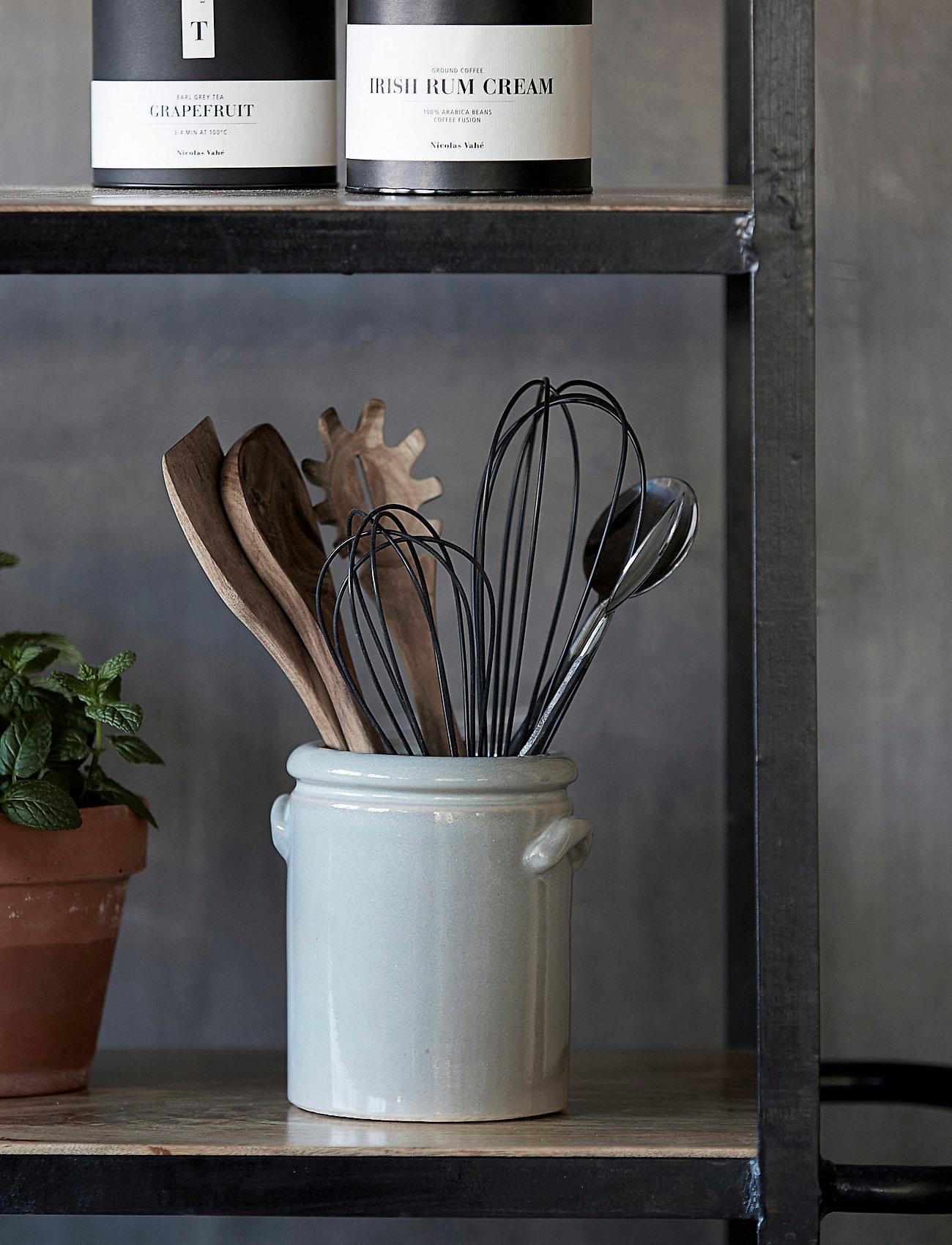 house doctor - Style Salad servers - salatbestikk - silver - 1