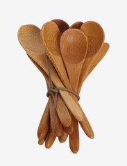 house doctor - Bamboo Spoon - bestikksett - nature - 0