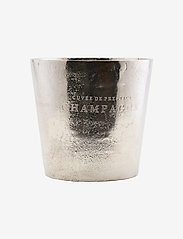 house doctor - Cuvee Wine cooler - vin & champagnekjølere - silver - 0