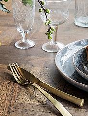 house doctor - Golden Knife - kniver - silver - 2