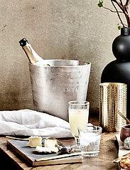 house doctor - Cuvee Wine cooler - vin & champagnekjølere - silver - 1