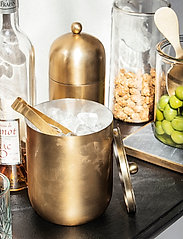 house doctor - Alir Ice/wine bucket - brass finish - 1