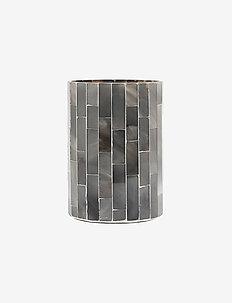 Amroha Tealight holder - lykter - grey