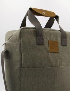 Picnic Coolingbag - kylmälaukut & eväskorit - army green