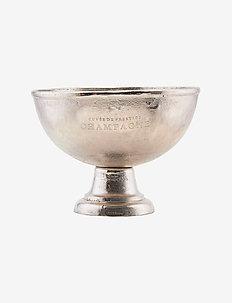 Champtub Wine cooler - isbøtter - silver