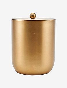 Alir Ice/wine bucket - isbøtter - brass finish