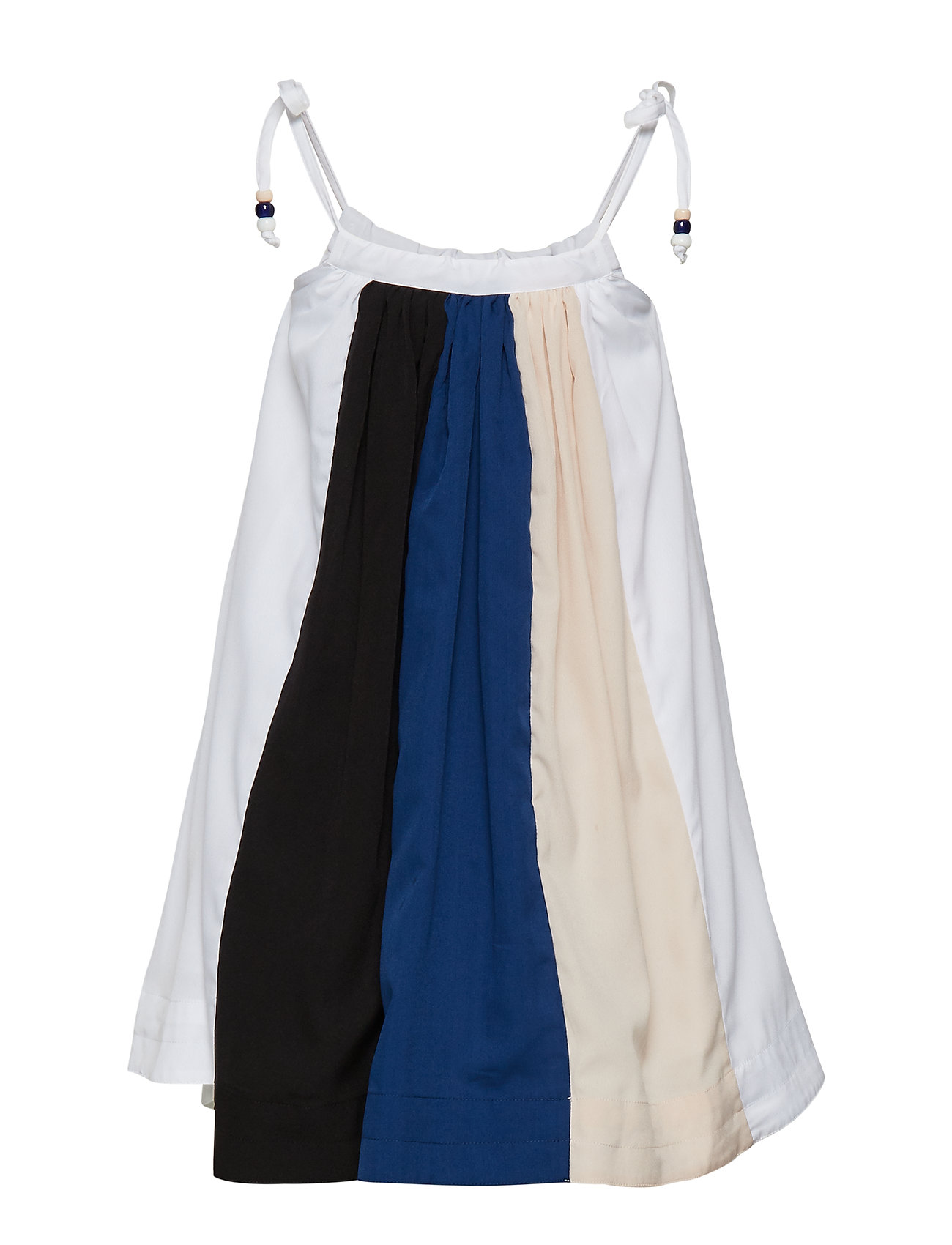 How to kiss a frog - CONI dress - dresses - black/powder/offwhite/blue