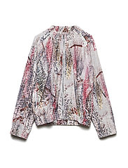 BELLA jacket - GARDEN VELVET