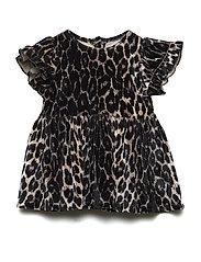 FIFI dress - VELVET LEO