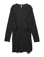 GIGI dress - JERSEY BLACK