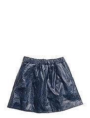 PEACH skirt - BLUE