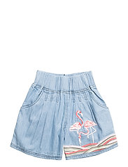 NENE Shorts - Denim blue