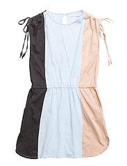 TRISH Dress - Tricolor