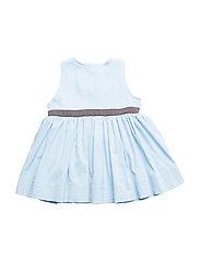 NINNI Dress - Ice blue